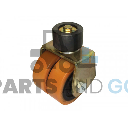 support wheel assy