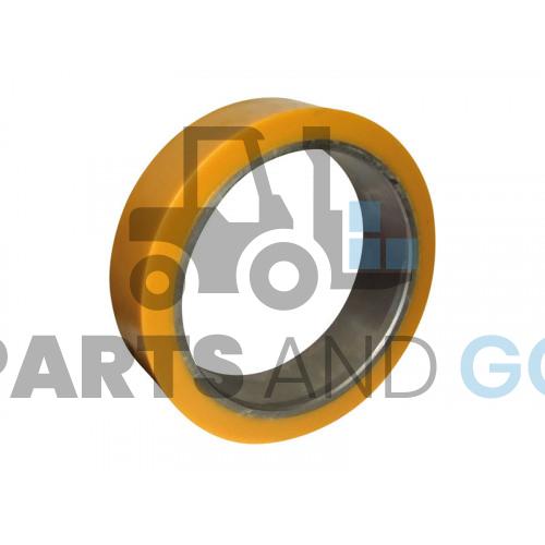 press-on tyre 285 x 75 x 220