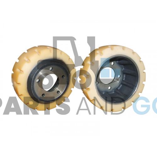 wheel drive o notched 215 x 70