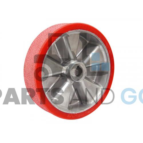 wheel VULKO 200x50(GANSOW)
