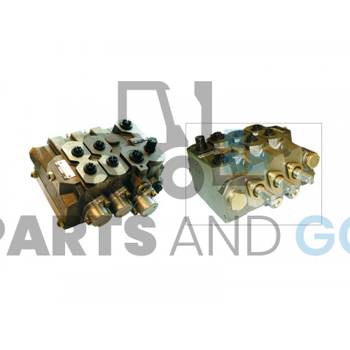 hydraulic valve control
