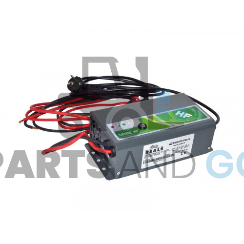 Charger HFYD 12-24V 15A