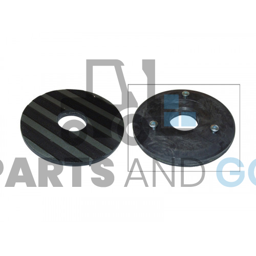 padholder COMAC 200 mm