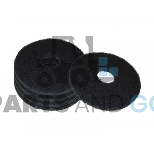 kit of 5 disks black 330