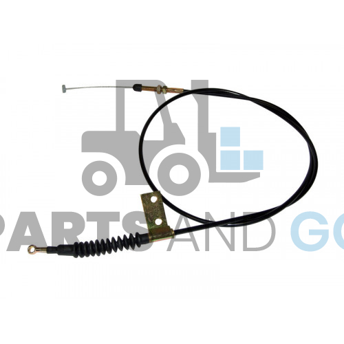 accelerator cable JO2/TD27
