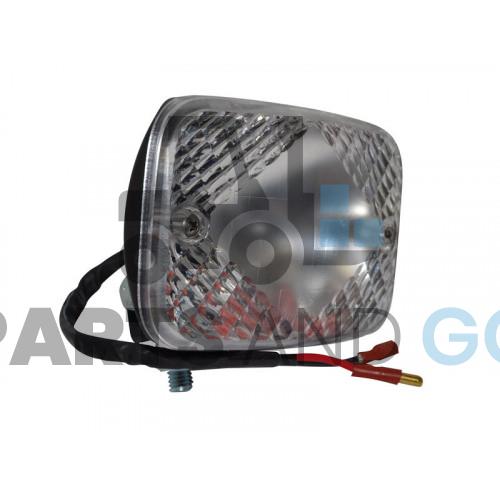 working lamp 48v(nissan)
