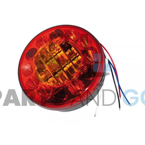 light led 122mm 10/30 volts