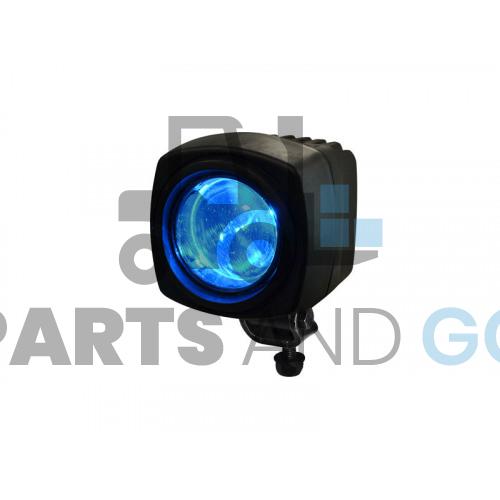 blue safety spot 12/100v