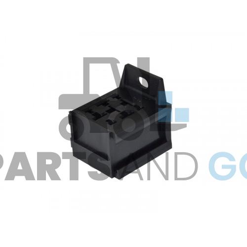 flasher unit holder