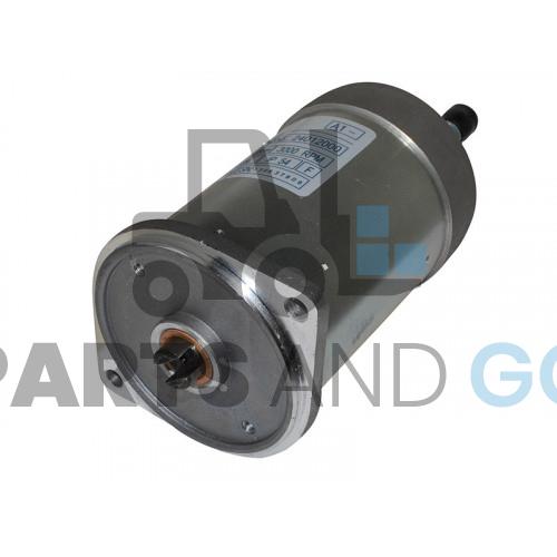 New pump motor