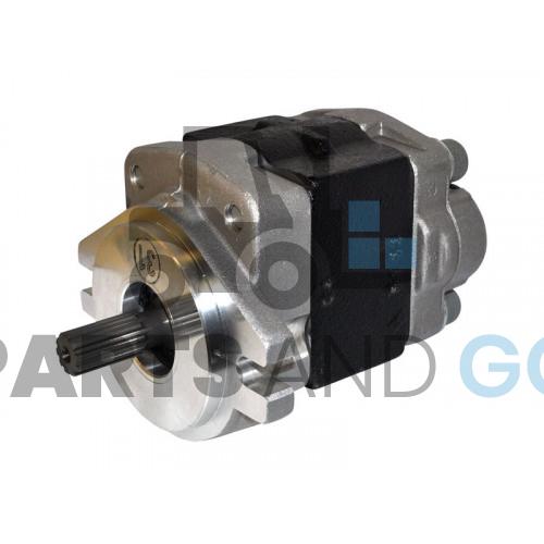 Hydraulic pump FG20-25N/K21