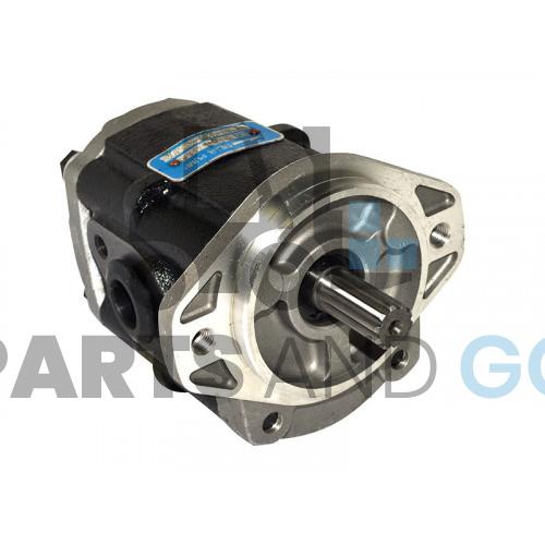 Hydraulic pump TY SERIE 7...