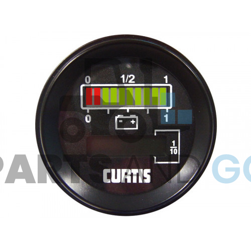 indicator with hourmeter &...