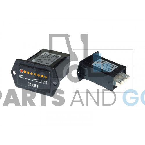 indicator rect, 24v with...