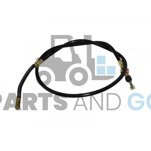brake cable LH