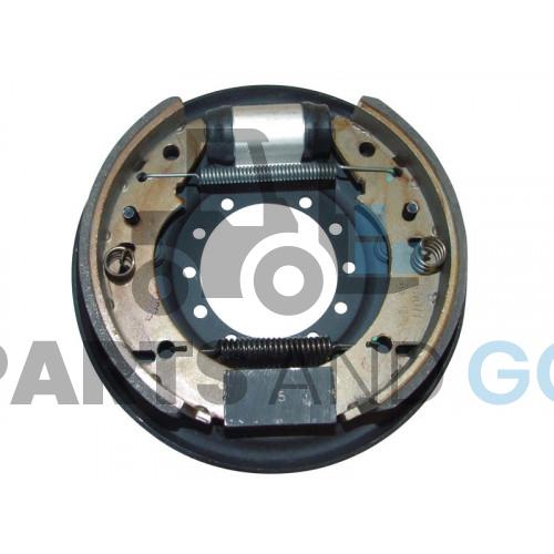 plate brake