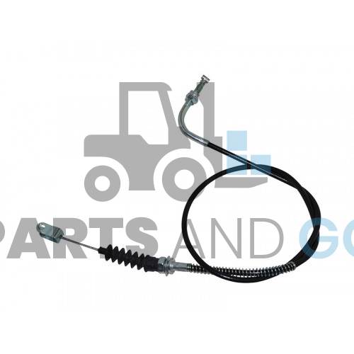 the accelerator cable k21