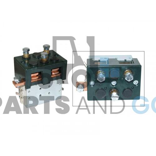 contactor dc182b 80v