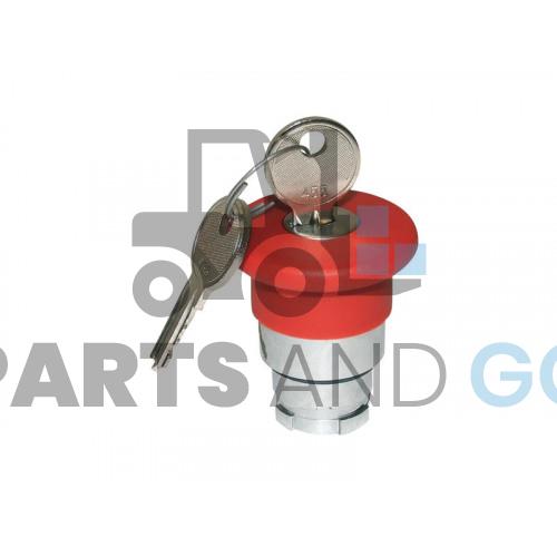punch key 455