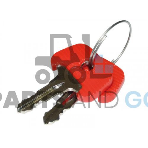 kit of 2 keys 702