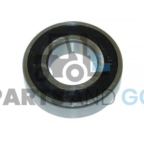 bearing 6206 2RS - 30 x 62...