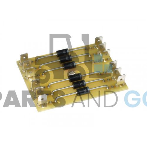 plaque a diode