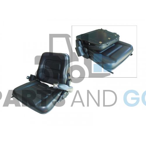 Pvc folding seat similar to...