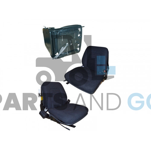 Seat fabric with micro,...