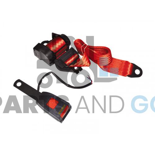 belt 3p + micro and orange