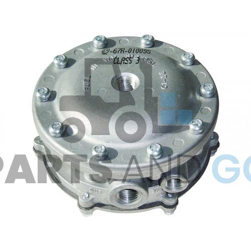 Fuel lock-off, VFF30 vacuum
